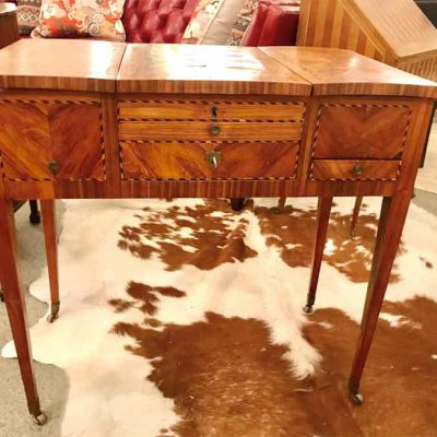 Antique Italian Vanity Table