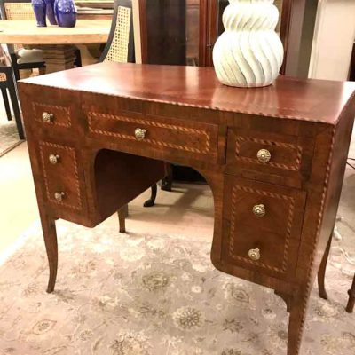 Vintage Italian Writing Table