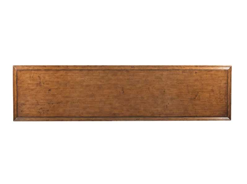 Big Sky Console Table - Top View