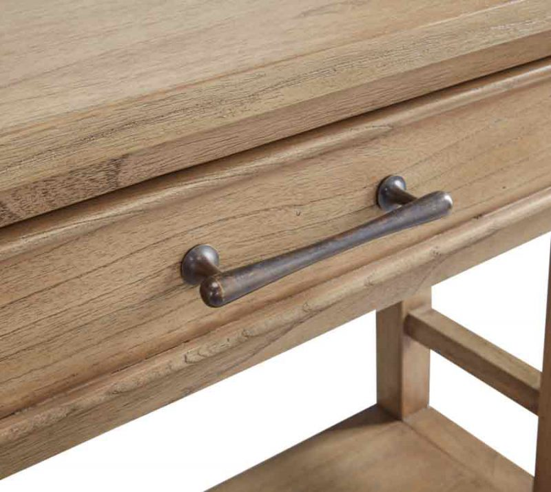 Caroles Console- Detailed View