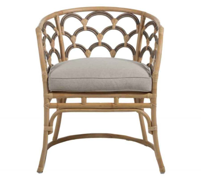 Coralee Dining Chair - Front View