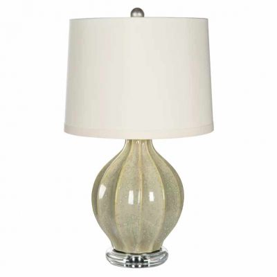 Annavera Scalloped Lamp