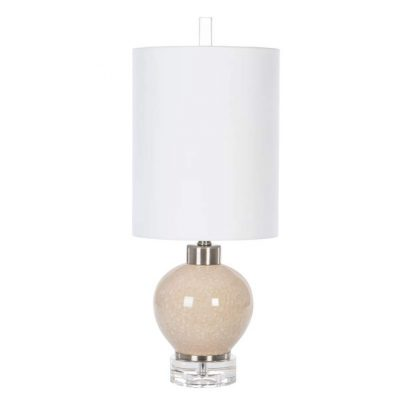 Astor Cream Lamp