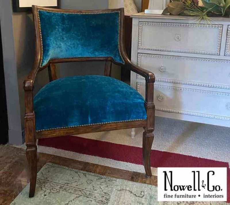 Bellini Accent Chair - Teal
