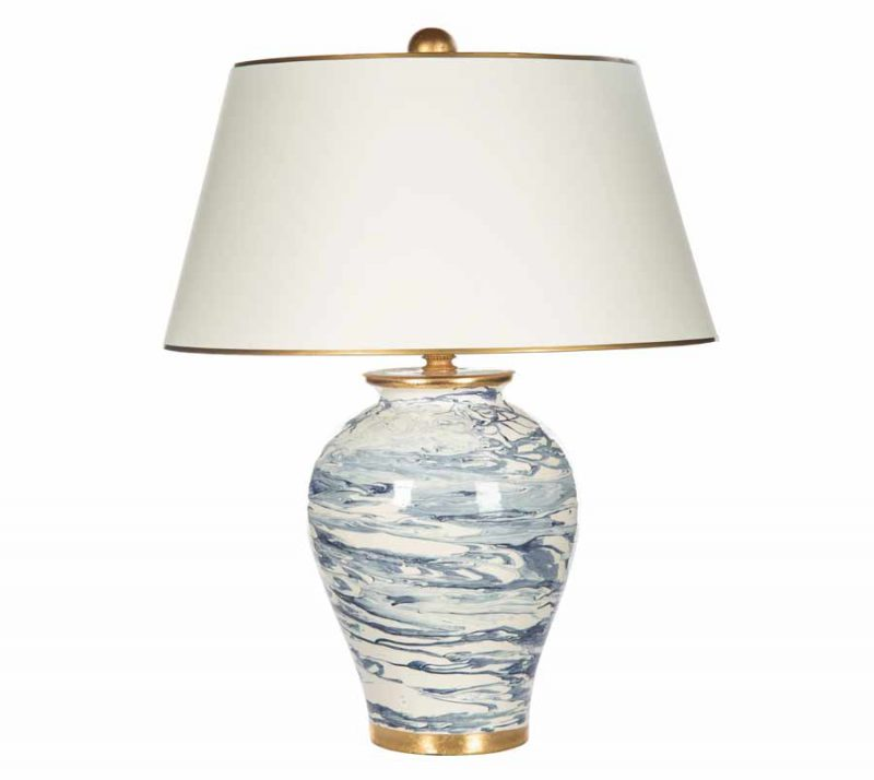 Malibu Marble Lamp