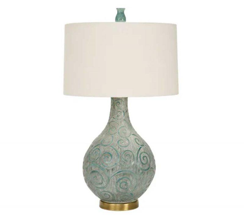Suzette Bleu Lamp