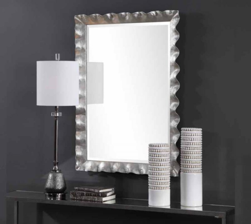 Haya Mirror - Side View Staged