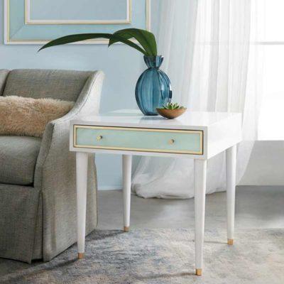Seaglass End Table