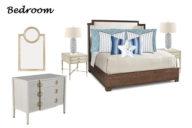 Design Schematic: Example of Bedroom