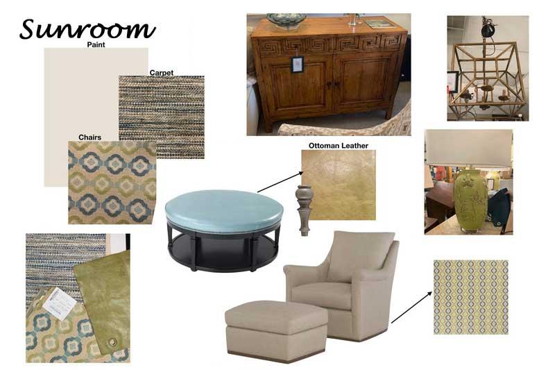 Sunroom Design Schematic Example